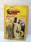 Indiana Jones in German Uniform Mint On Card MOC action figure Kenner 1982