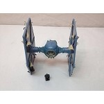 Vintage Star Wars MICRO Collection TIE Fighter loose complete w figure